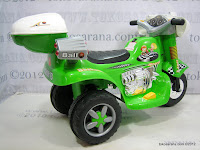 4 Motor Mainan Aki Junior CH8813 BasketBall