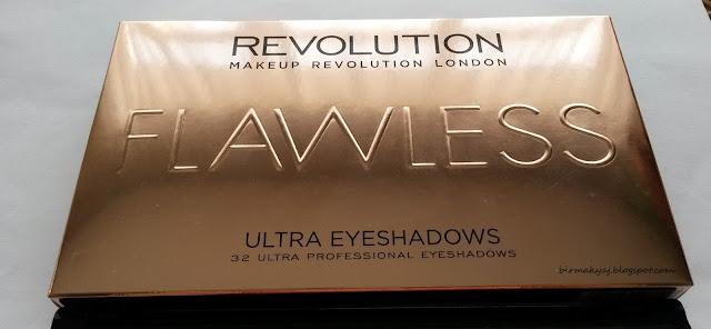 Makeup Revolutuıon London - Flawless Ultra Eyeshadows