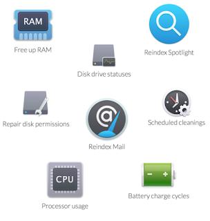 برتامج تنظيف وصيانة أنظمة - ماك CleanMyMac
