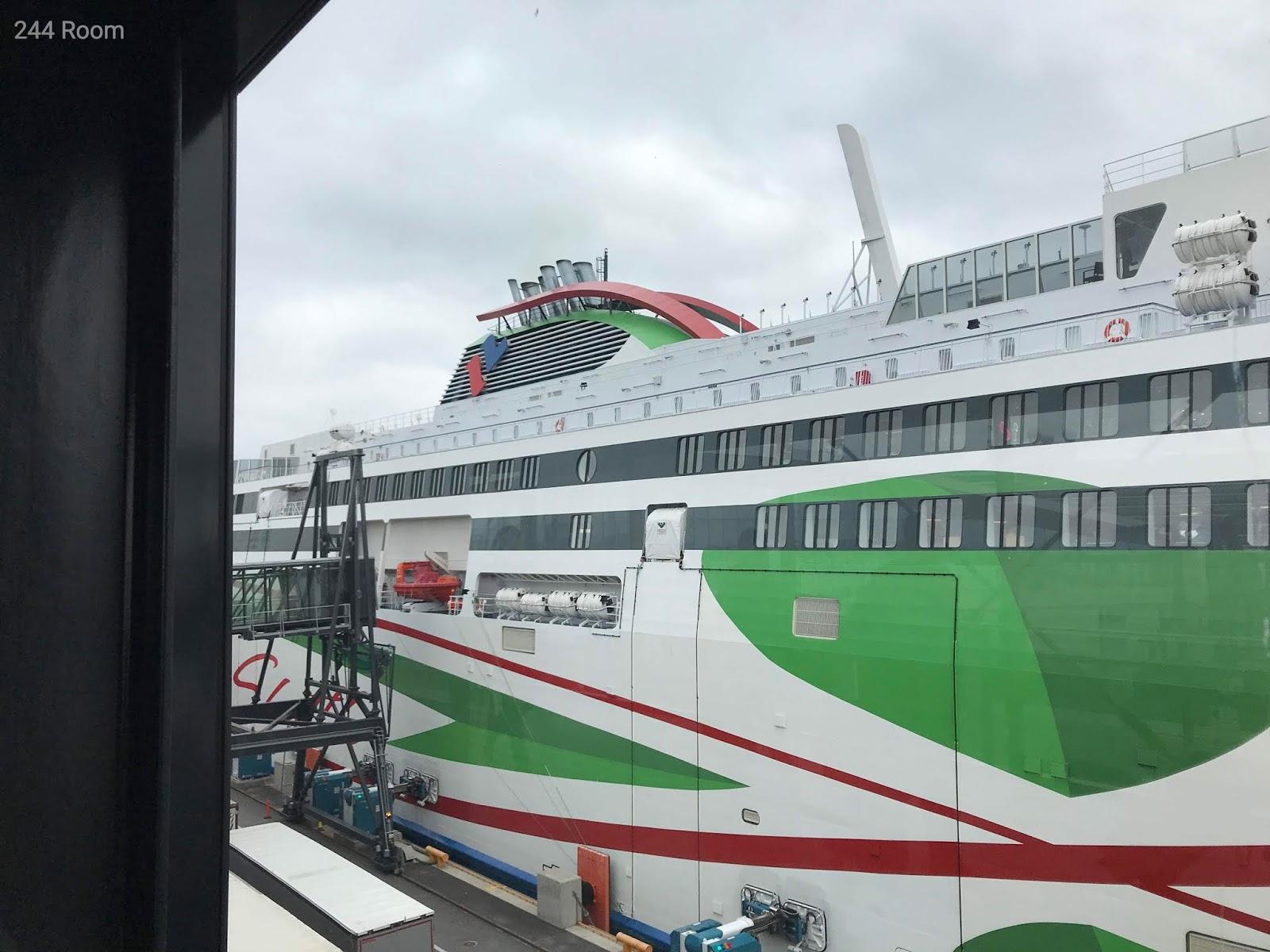 Tallinksilja line Megastar ferry2