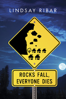 Rocks Fall Everyone Dies cover