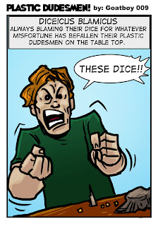 ComicS - Plastic Dudesmen # 9