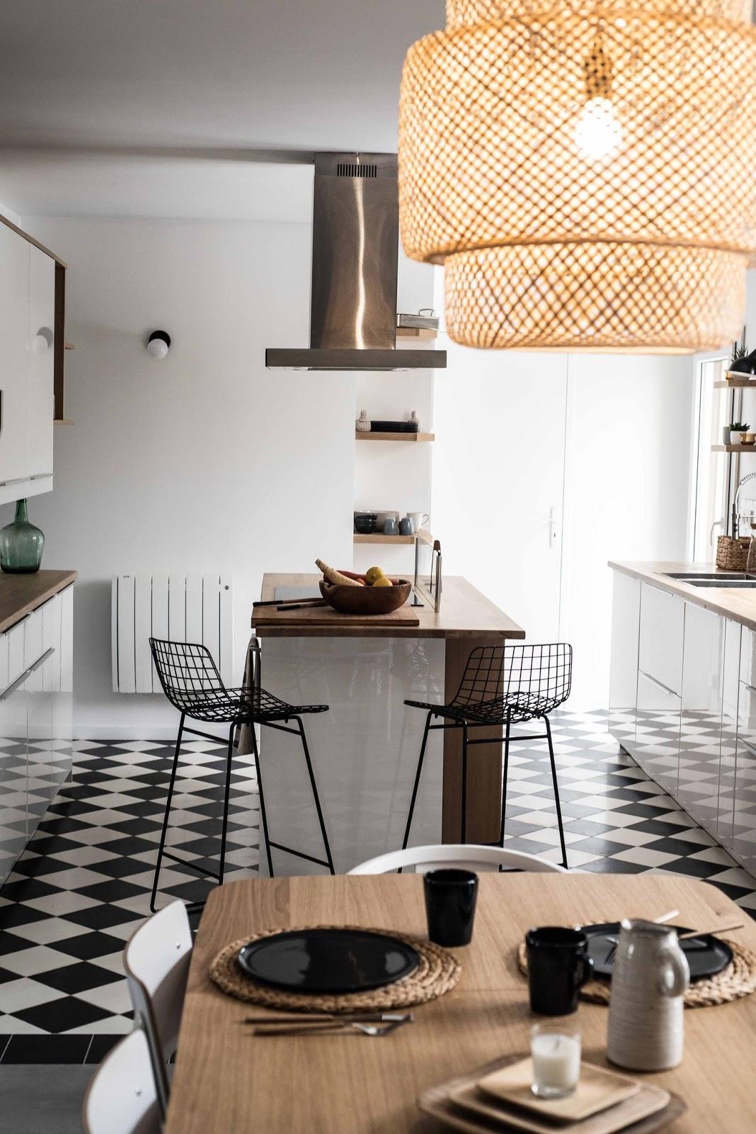 Parisian House Renovated By Designer Lara Grand