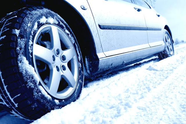 Kışın araç kullanma teknikleri