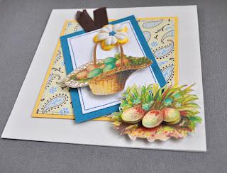 easter greeting card design idea