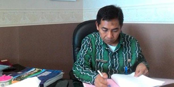 Kepala Bappeda Kabupaten Malang Tomie Herawanto.