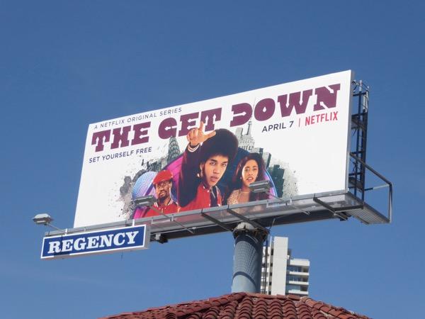 Get Down season 1 part 2 billboard