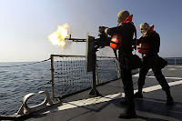 Iranian drill in Strait of Hormuz