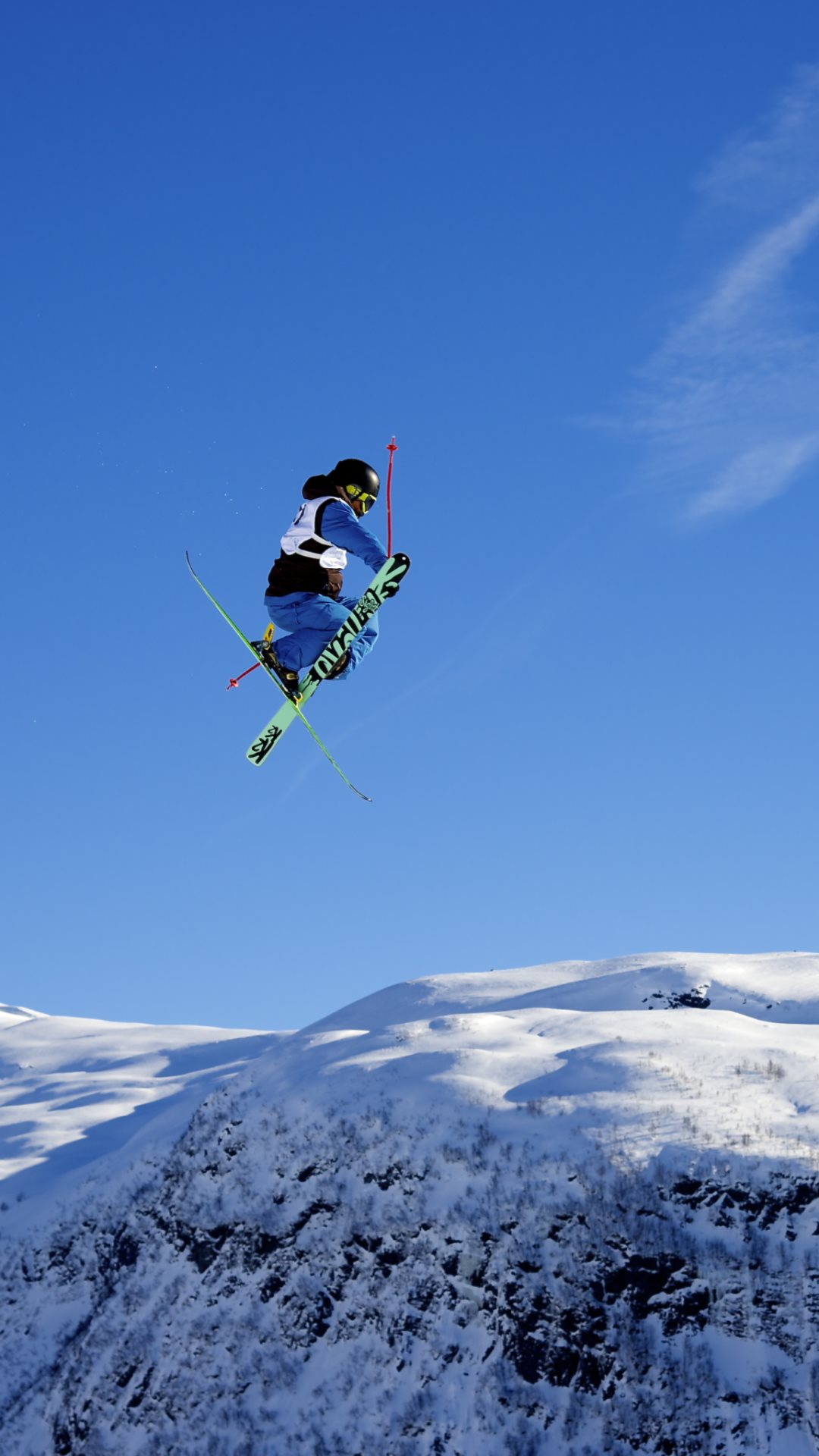 Photo Collection Freestyle Skiing Iphone Wallpaper