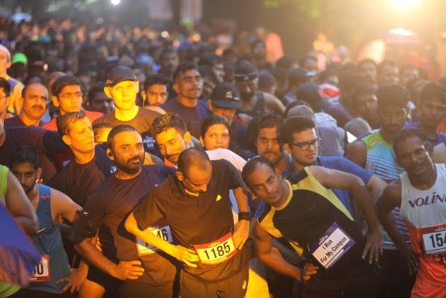 IIT-Bombay's Run For Your Campus evokes nostalgia for students, alumni and citizens as they join in the run to celebrate their alma mater and its memories