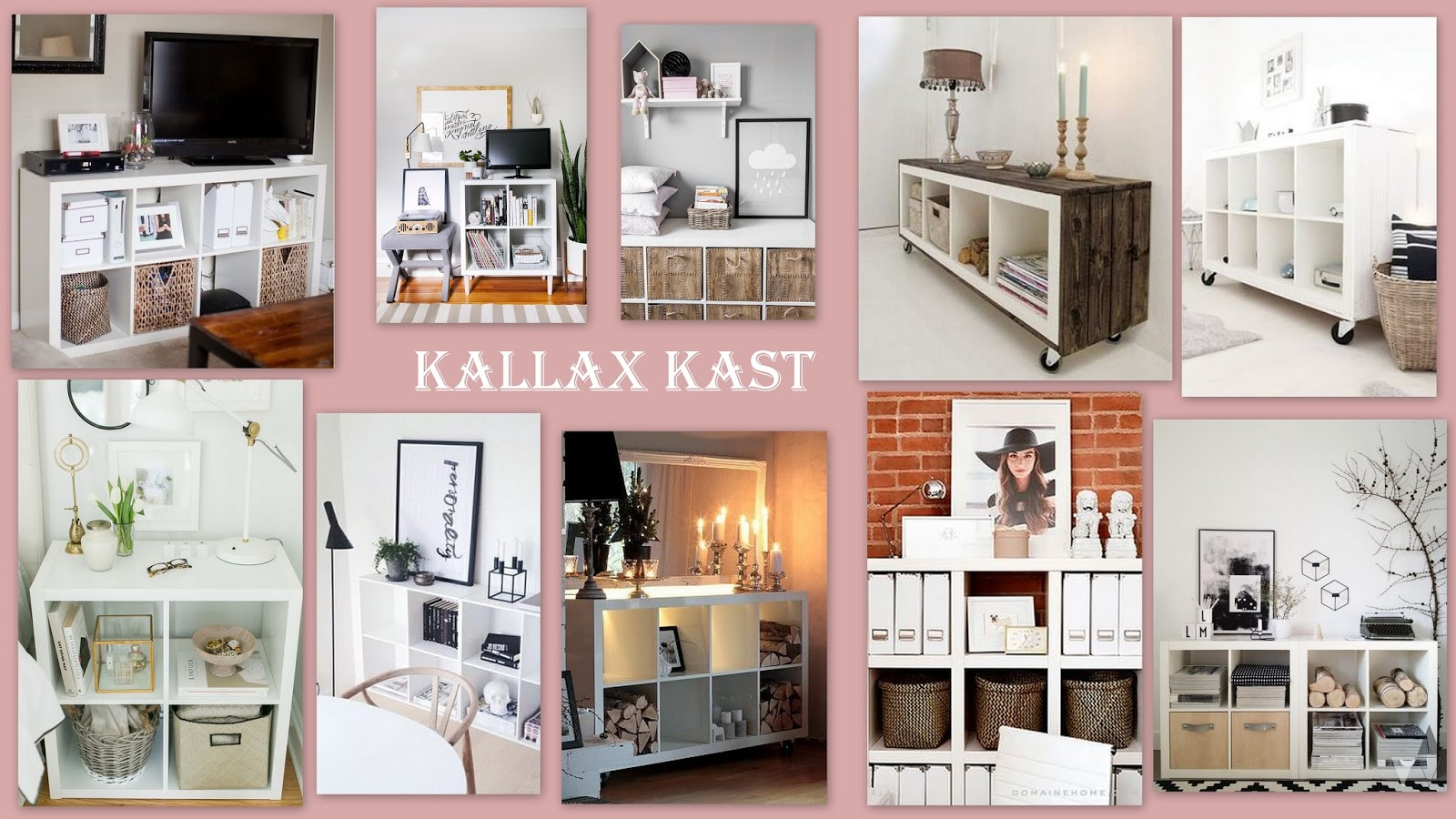 INTERIEUR: KALLAX KAST | Irispirationlife