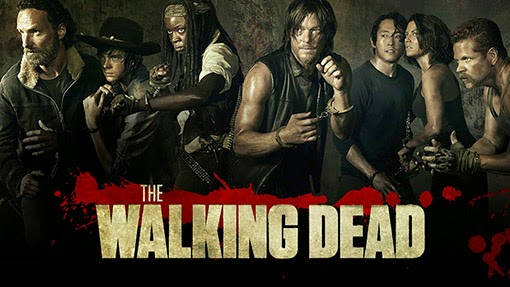 Foto promocional de la quinta temporada de The Walking Dead, de AMC