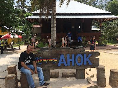 Kampoeng Ahok - Belitung Timur