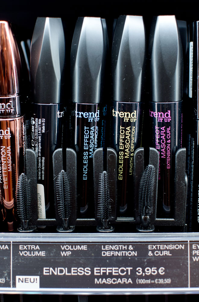 trend IT UP, Endless Effect Mascara, Sortimentsupdate