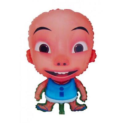 Balon Foil Karakter Ipin