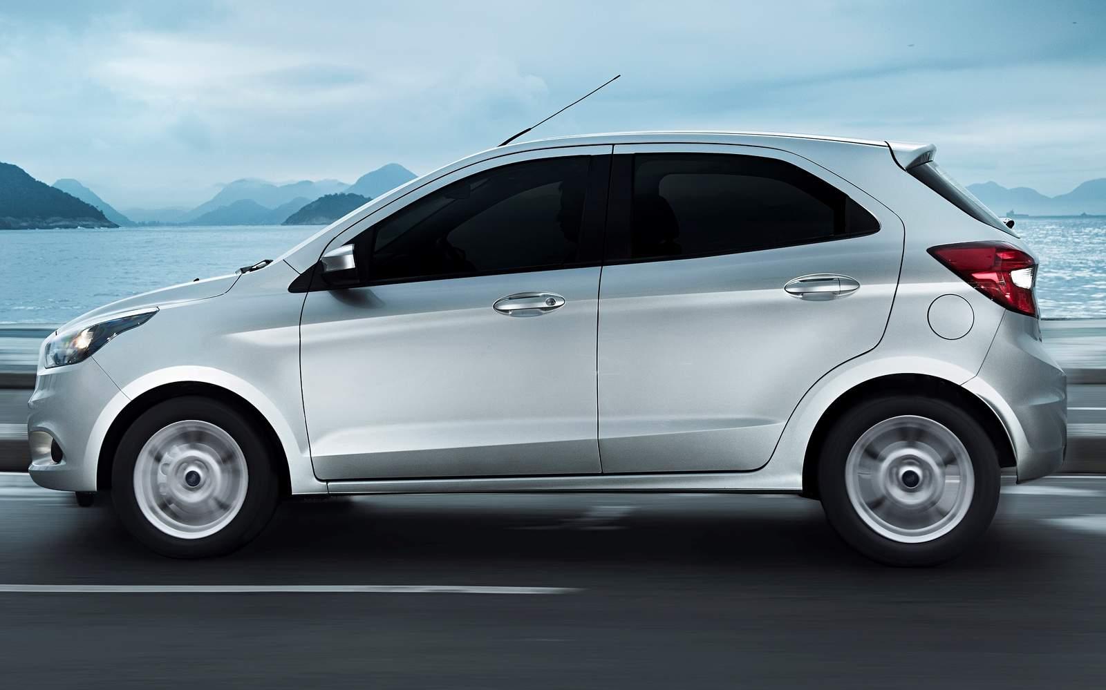 Novo Ford Ka 233 Eleito Carro Do Ano 2015 No Brasil Car