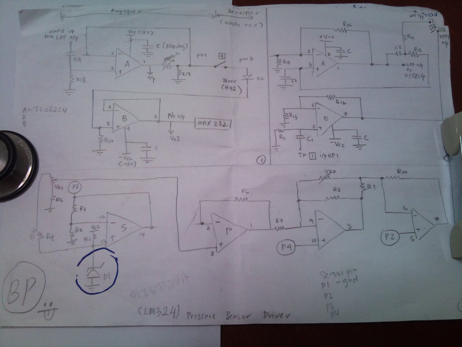 Hand Drawn Circuit Board Schematics Bing Images