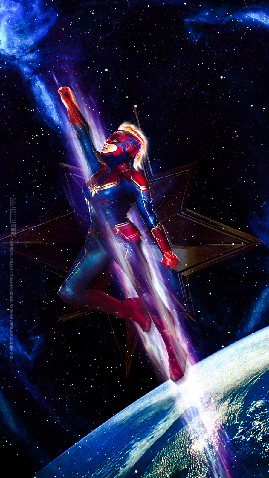 Marvel Spoiler Oficial Captain Marvel Nuevo Wallpaper Hd 2019