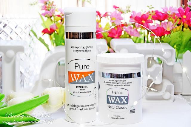 PILOMAX | szampon i maska do włosów WAX.