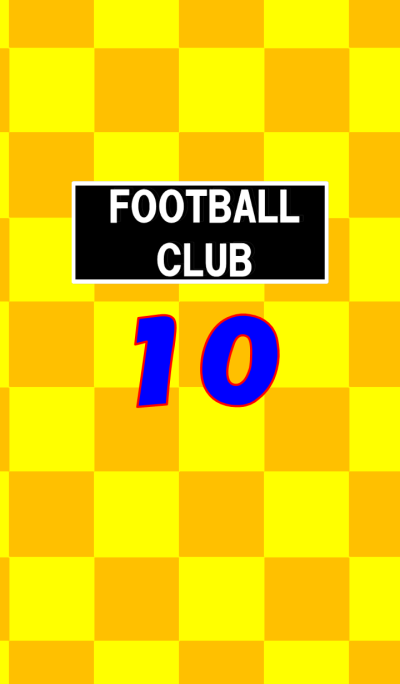 FOOTBALL CLUB -S type- (SFC)