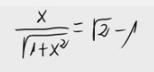 40. Ecuación irracional con radicales