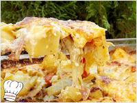 Πατάτες φούρνου με μπέικον και μοτσαρέλα!!! - by https://syntages-faghtwn.blogspot.gr