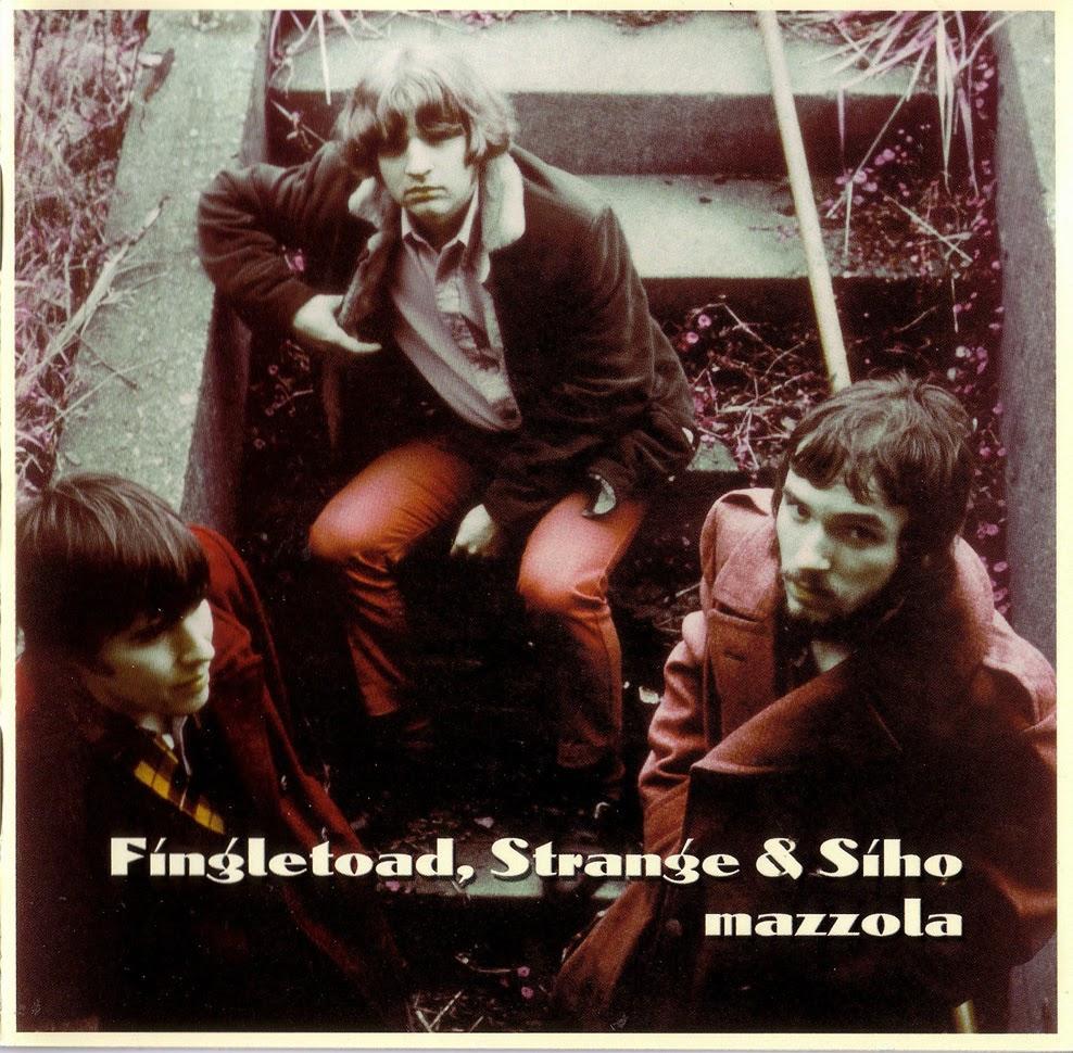 Fingletoad Strange Siho Mazzola