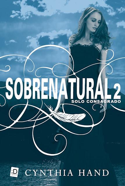 News: Capa do livro Sobrenatural 2, de Cynthia Hand 17