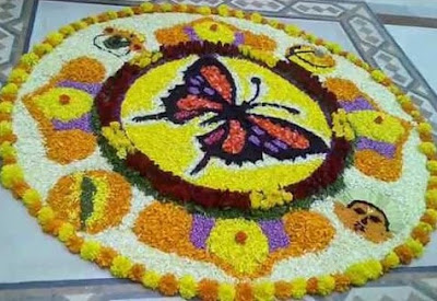 onam pookalam cover photos