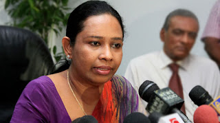 Pavithra Wanniarachchi is a politician and lawyer by profession. In 1990 Hon. Pavithra Wanniarachchi entered politics