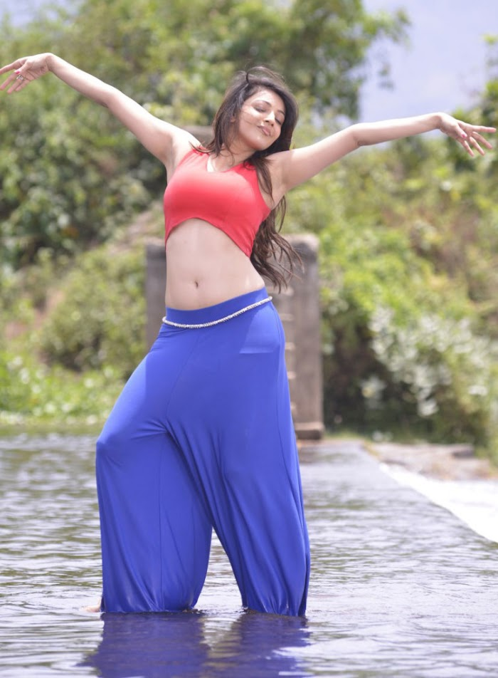 Kajal Agarwal's Top 25 Sexy Naval Images Exclusive Collection