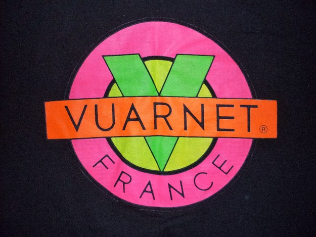 That Vuarnet T-shirts were best worn with Z. Cavaricci acid-wash jeans (pegged, of course)