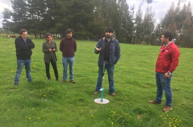 Estudio permitirá que agricultores conozcan proyección forrajera al 2050