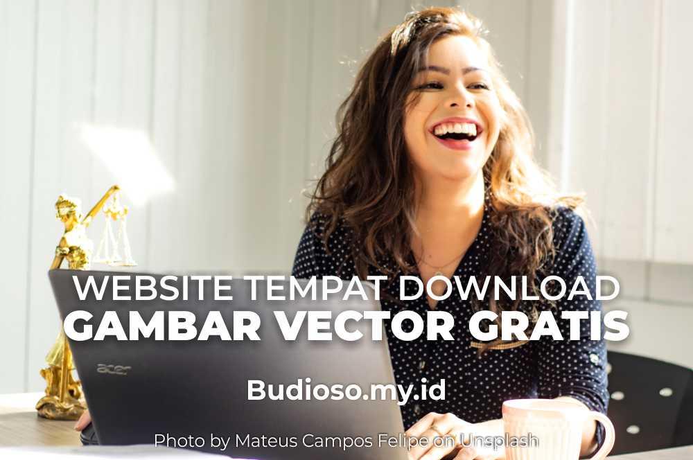 Daftar list website situs tempat download gambar vector ai eps svg gratis