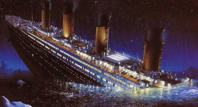 Kumpulan sejarah kapal titanic