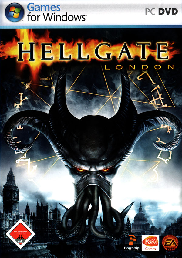 Hellgate London Download Cover Free Game