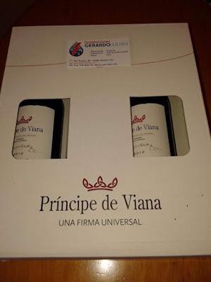 Príncipe de Viana, vino, Gerardo Julián, Beceite, Beseit, instalaciones, eléctricas