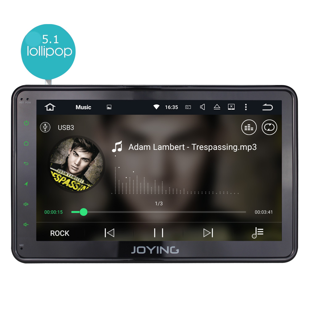 Joying Android Car Stereo: 2016 Newest Head Unit: Android