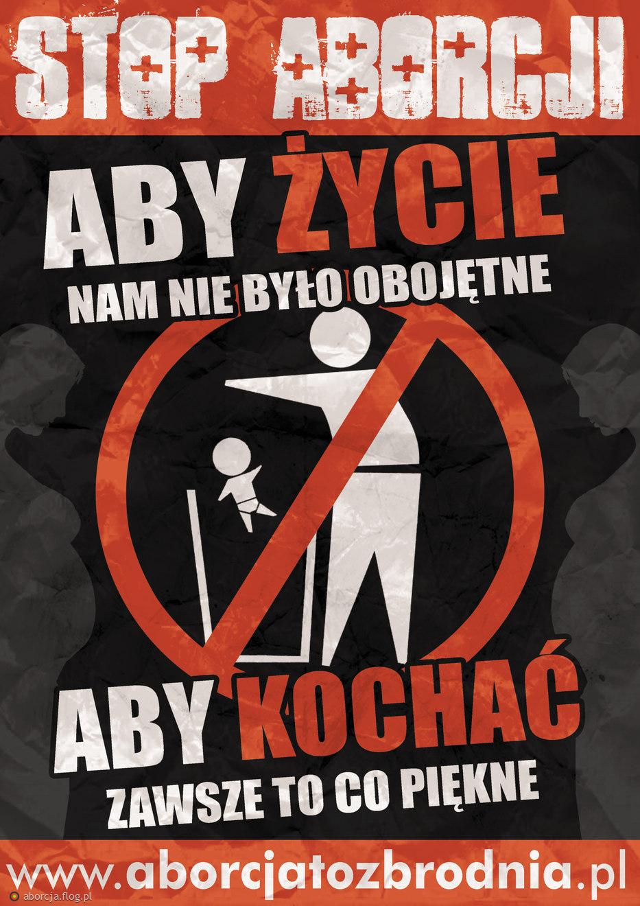 爭議話題 - 墮胎在波蘭合法嗎?   波蘭深度旅遊