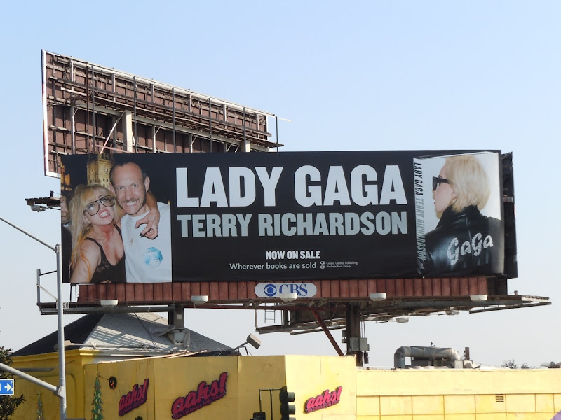Daily Billboard: Lady Gaga Monster Ball concert billboards ...