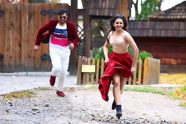 Sai Dharam Tej, Rakul Preet Winner Movie Latest Photos