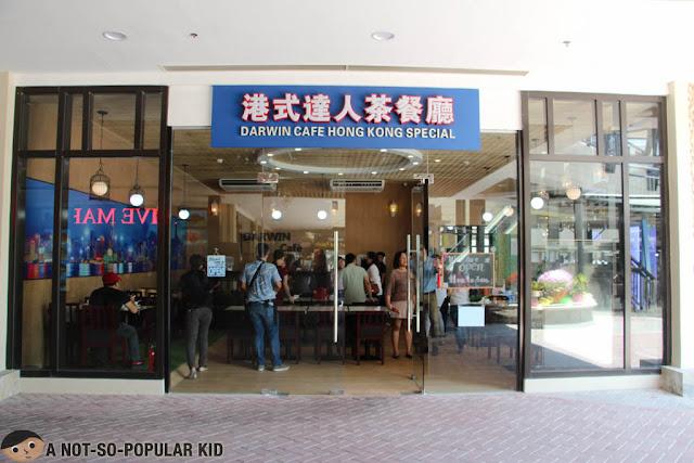 Darwin Cafe Hong Kong Special