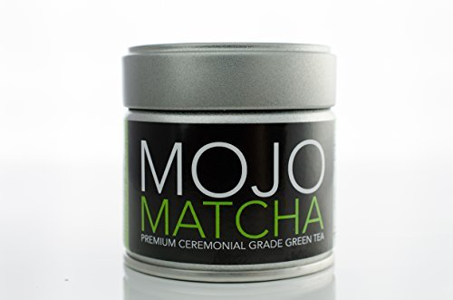 Mojo Matcha - Premium Matcha Green Tea Powder