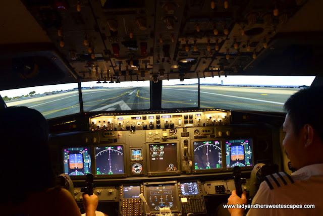 Flight Simulator in Dubai