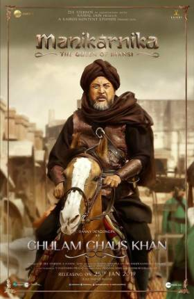 Manikarnika – The Queen Of Jhansi 2019 Hindi 480p WEB-DL 400MB