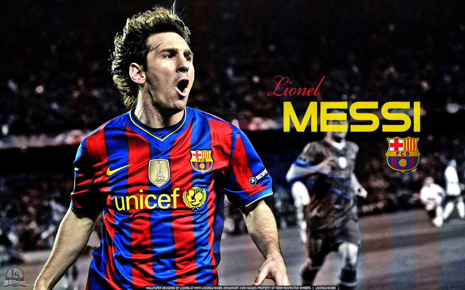 Kumpulan Wallpaper Atau DP BBM Lionel Messi Terbaru Khusus Android