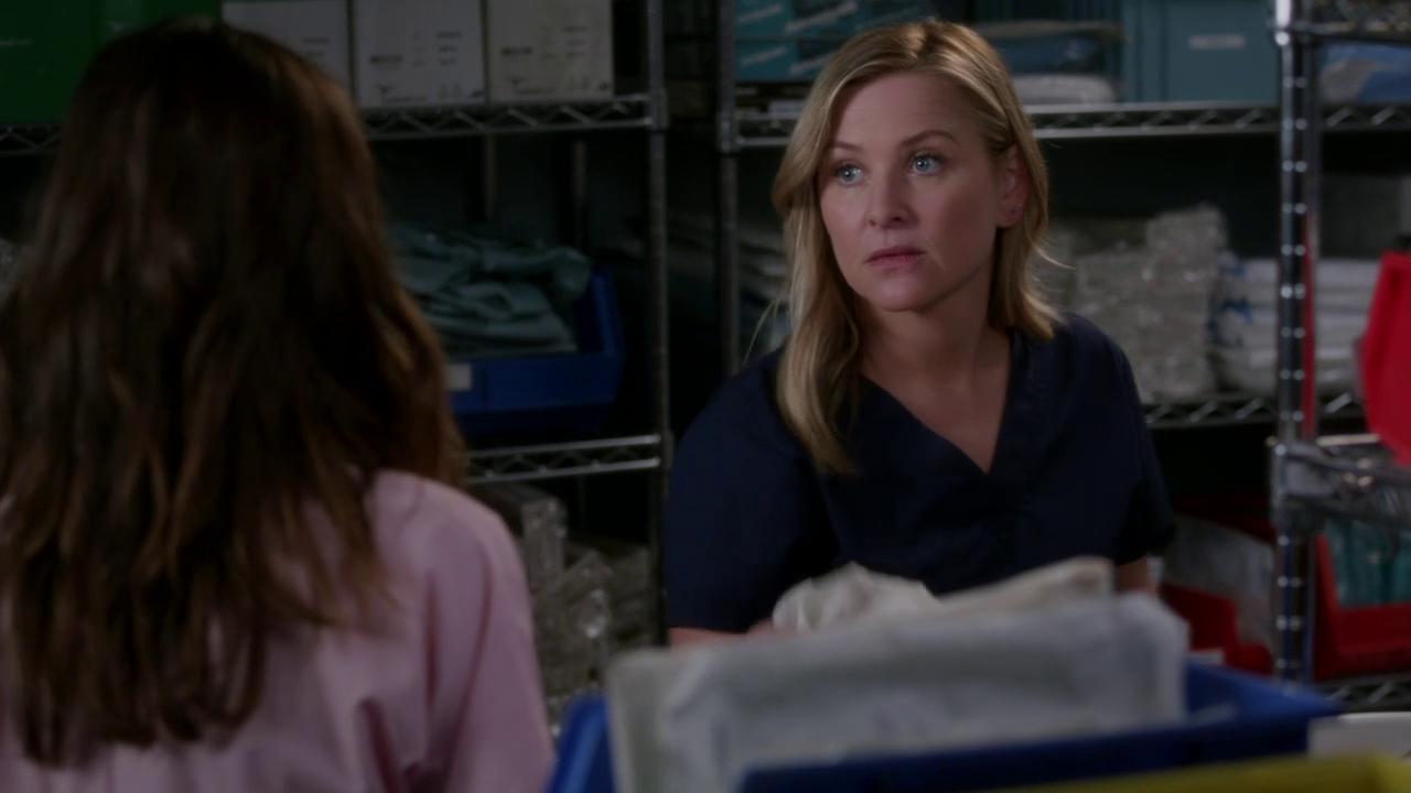 Grey's Anatomy 14x19 Beautiful Dreamer