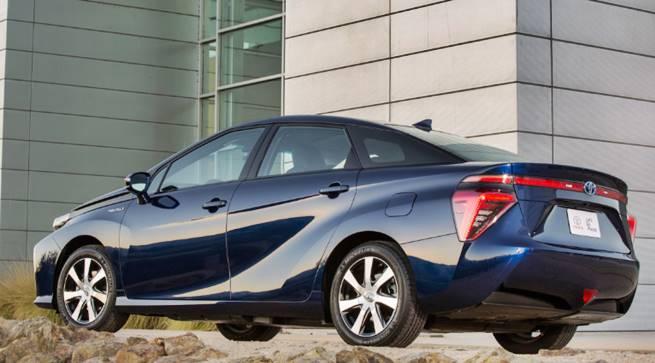 2018 toyota mirai. 2018 Toyota Mirai Reviews