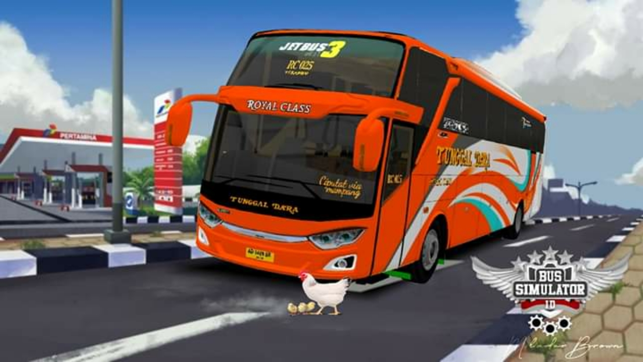 ⛔ Bus simulator indonesia mod apk unlimited money new
