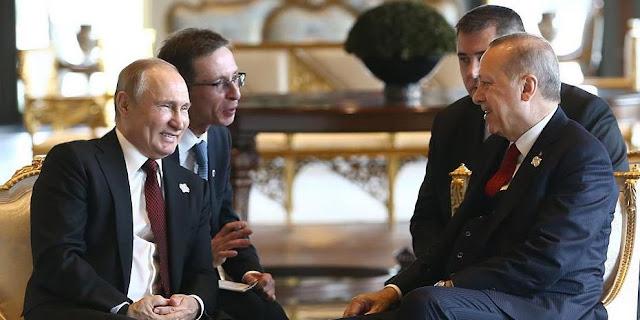 Η δύσκολη συμβίωση Ρωσίας - Τουρκίας και ο ρόλος του ΝΑΤΟ